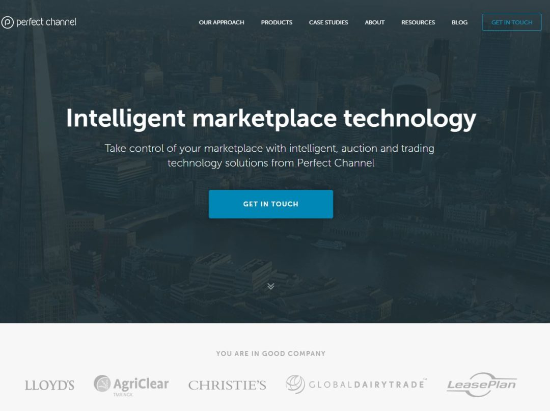 Intelligent Marketplace